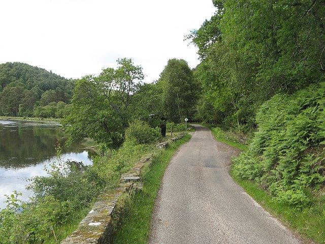 Road to Dorlinn