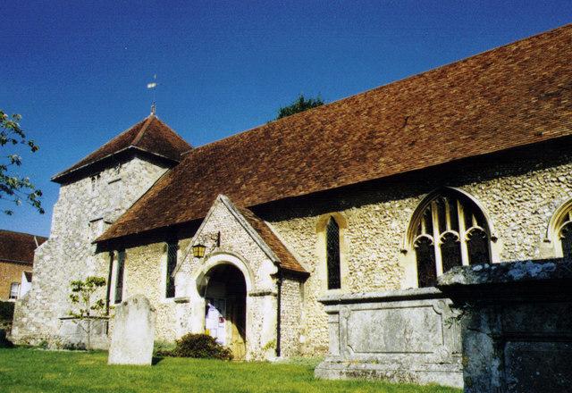 St Bartholomew, Hyde, Winchester