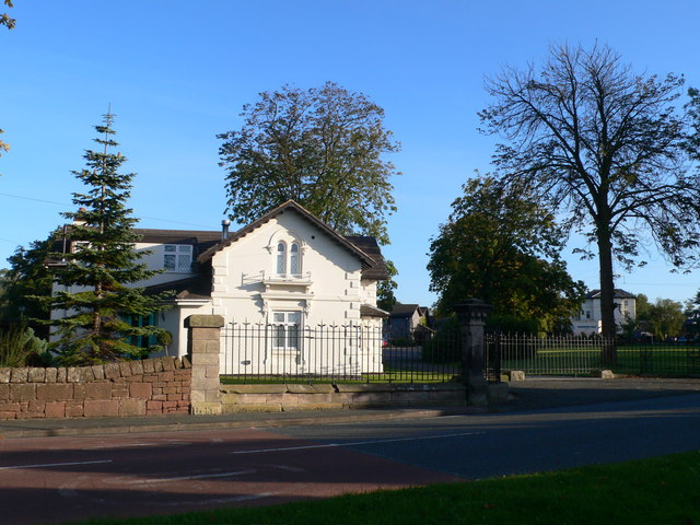 Thornton Hall Lodge