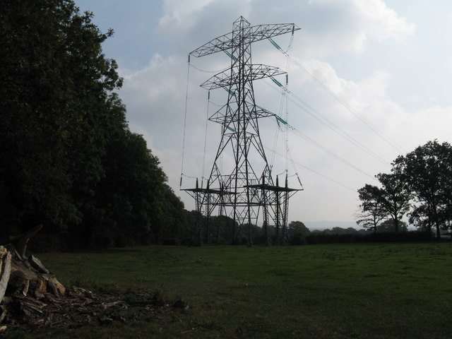 End of the line for the pylons