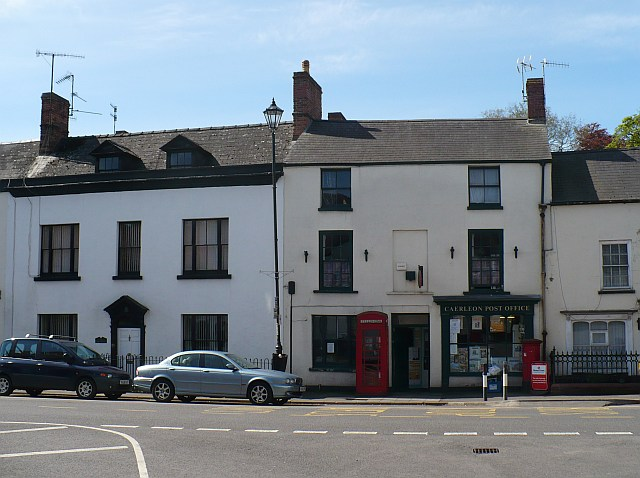 Caerleon Post Office