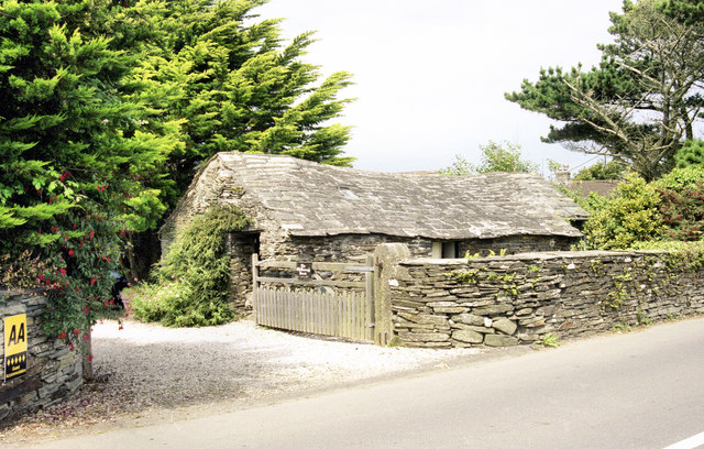 Fisherman's Cottage, Bossiney Road