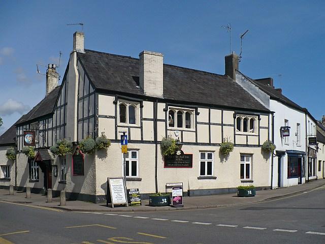 Ye Olde Bull Inn, High Street, Caerleon