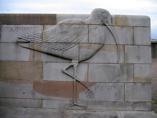 See Wall, Morecambe