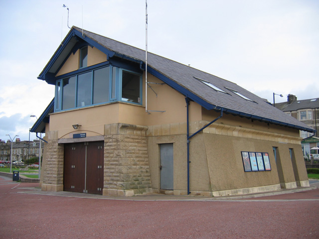 RNLI Inshore Lifeboat Station