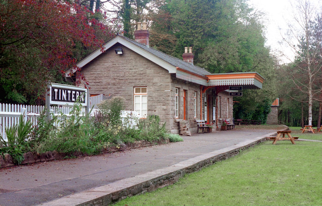 The Old Railway Station, Tintern