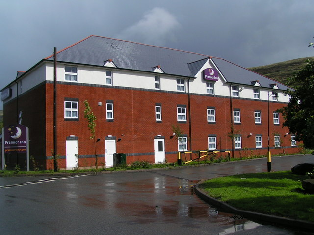 Travel Lodge, Ebbw Vale