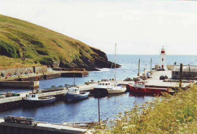 Lybster Harbour, Scotland