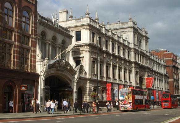 Piccadilly & Burlington Arcade