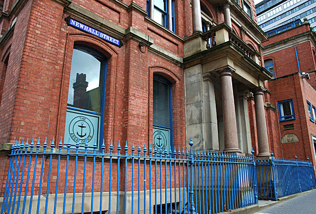 The Birmingham Assay Office
