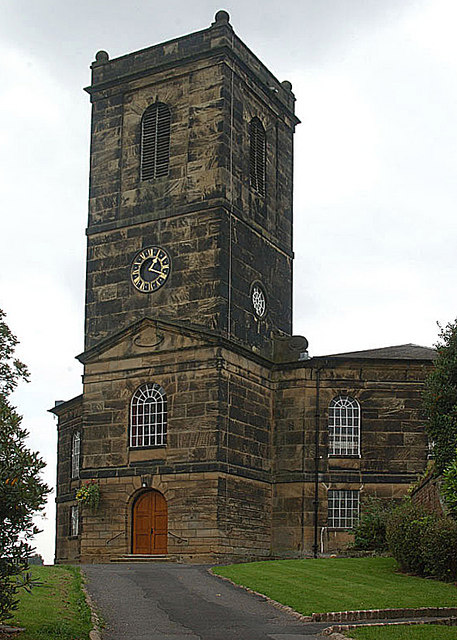 St. Michaels (Madeley)