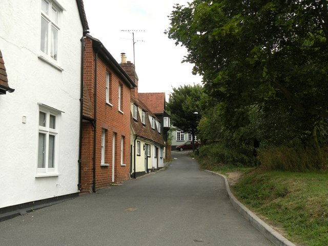 Star Lane in Great Dunmow