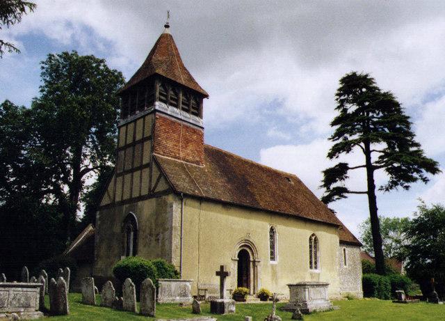 St Swithun, Martyr Worthy