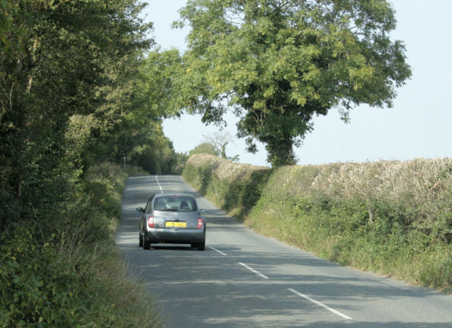 2009 : Minor road between Abson and Pucklechurch