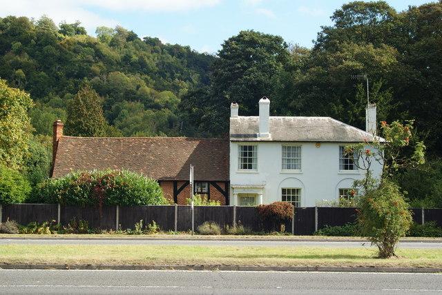 House Near Dorking, Surrey
