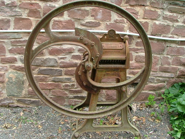 Vintage Farm Machine
