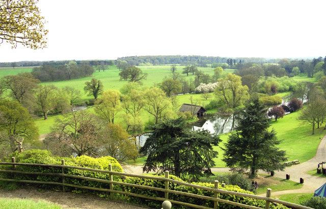 Castle Park, Warwick