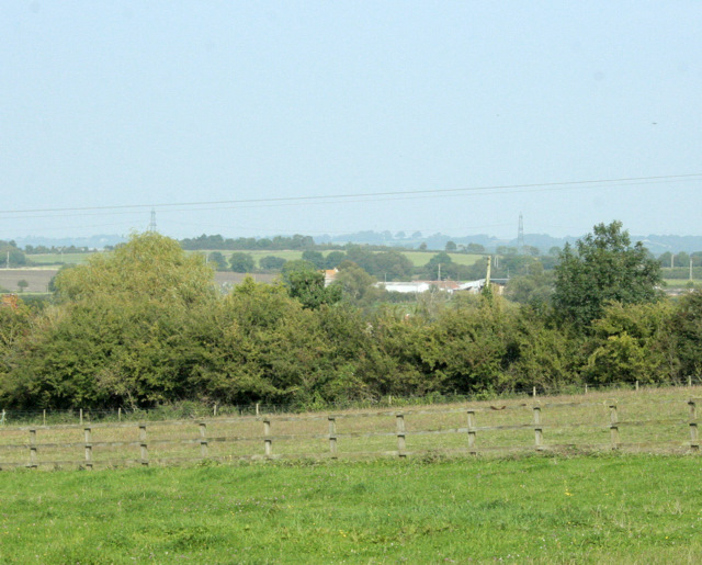 2009 : North of East from Abson Road, Pucklechurch