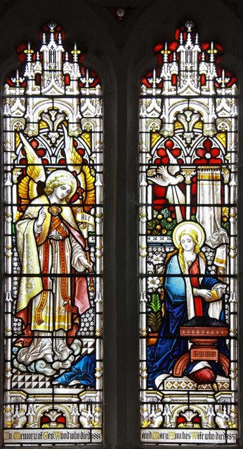 St Mary, Denver, Norfolk - Window