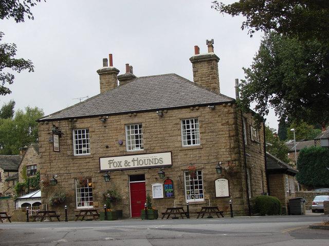 The Fox and Hounds Pub, Newmillerdam