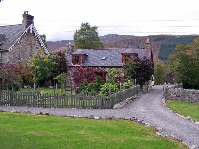 A Braemar cottage