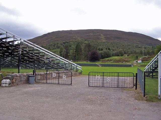 The Princess Royal  and Duke of Fife Memorial Park, Braemar