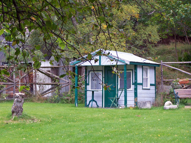Summerhouse in Braemar