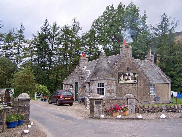 Dalmunzie Lodge, Gate Lodge South