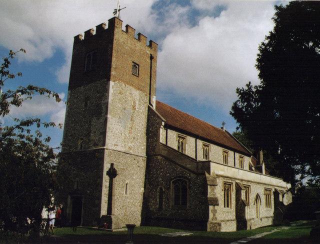 St John the Baptist, New Alresford