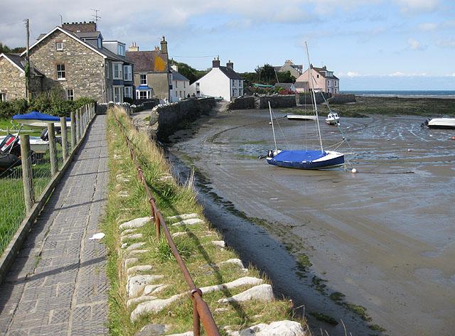 Coast path, Trefdraeth/Newport