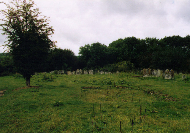Site of the Old Church of St Matthew, Otterbourne
