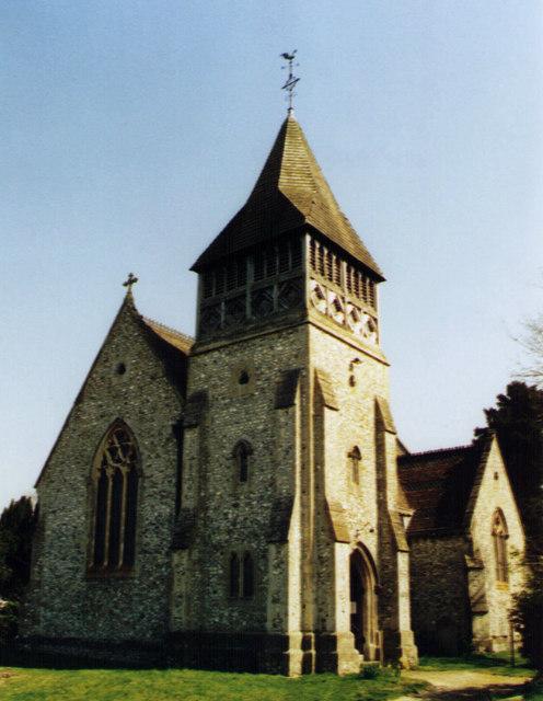 St Peter, Ovington