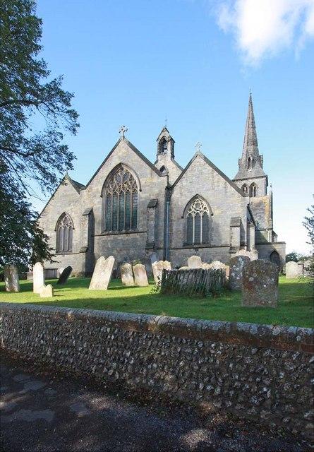 Holy Trinity, Hurstpierpoint, Sussex