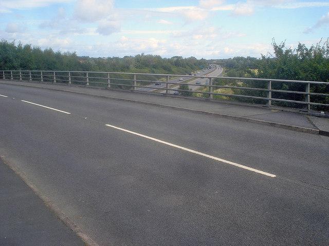 A42 bridge