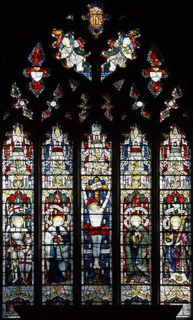 Holy Trinity, Hurstpierpoint, Sussex - Window