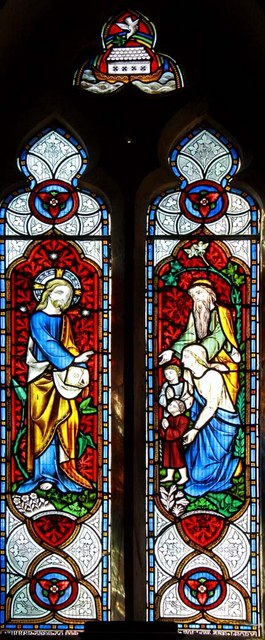 Holy Trinity, Hurstpierpoint, Sussex - Window