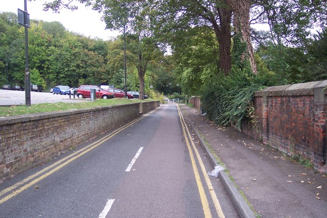 Whiffen's Avenue and Whiffen's Car Park, Chatham