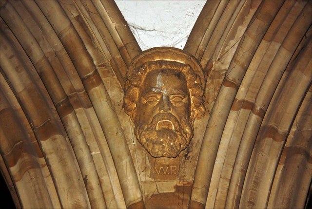 Holy Trinity, Hurstpierpoint, Sussex - Corbel