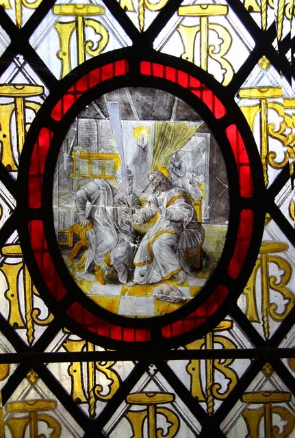 Holy Trinity, Hurstpierpoint, Sussex - Roundel