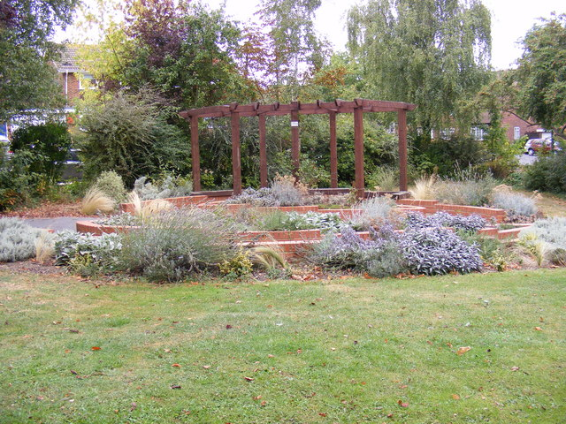 Garden Project at Great Baddow Recreation Ground