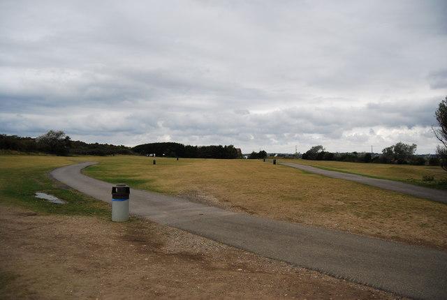Western Car Park, Camber Sands