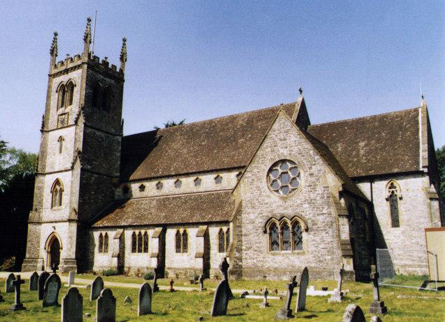 St John the Baptist, Shedfield