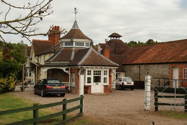 Norbury Park Farm, Mickleham, Surrey