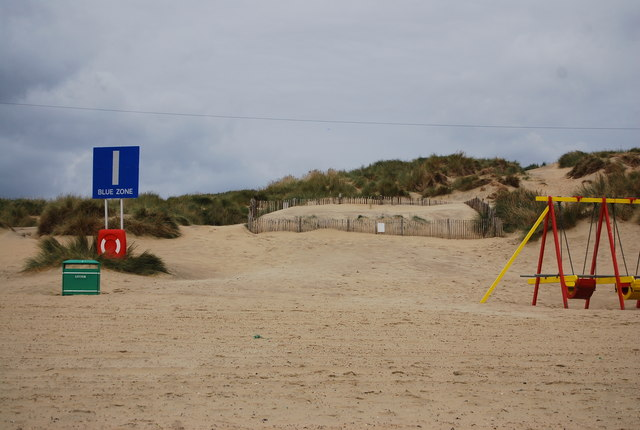 Facilities, Camber Sands