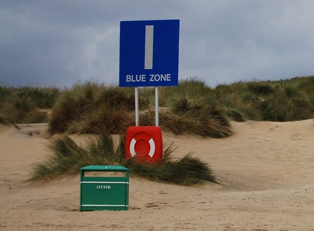 The I meeting point, Camber Sands