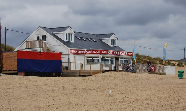Kit Kat Cafe, Camber Sands