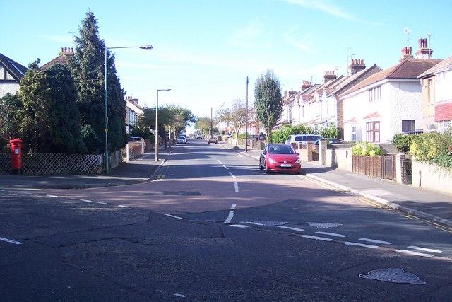 First Avenue, Gillingham