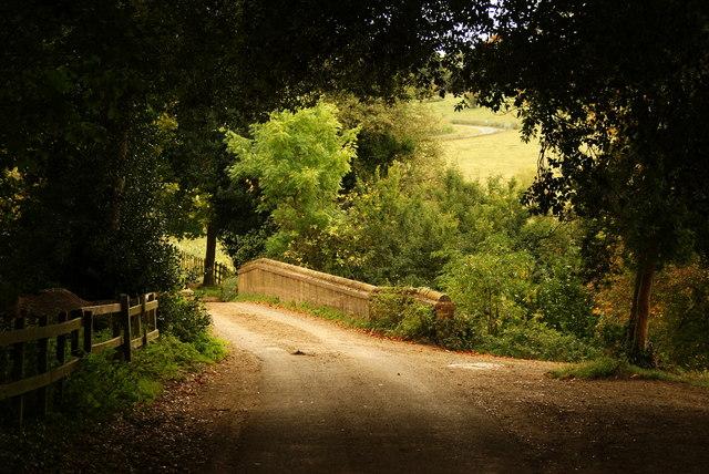 Bridge Over the River Mole, Mickleham, Surrey