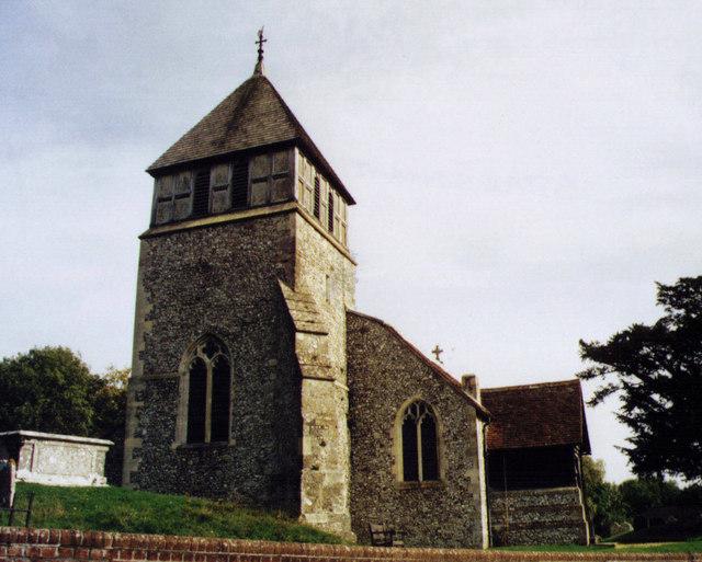 St Stephen, Sparsholt