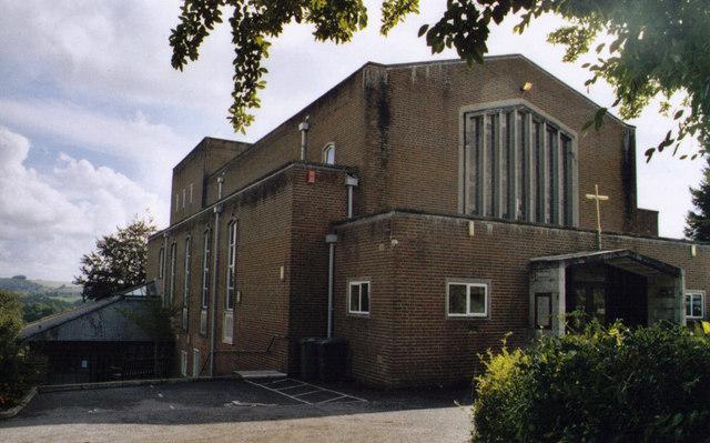 St Luke, Stanmore, Winchester